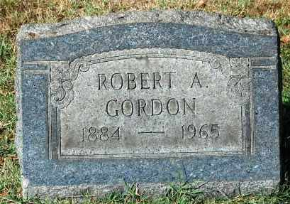 GORDON, ROBERT - Gallia County, Ohio | ROBERT GORDON - Ohio Gravestone Photos