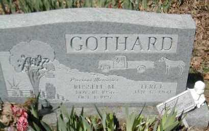 GOTHARD, TERI L. - Gallia County, Ohio | TERI L. GOTHARD - Ohio Gravestone Photos