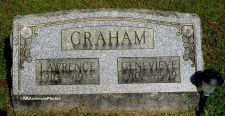 GRAHAM, LAWRENCE - Gallia County, Ohio | LAWRENCE GRAHAM - Ohio Gravestone Photos
