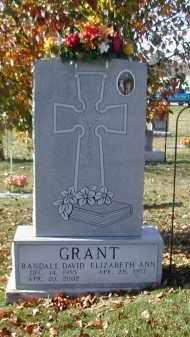 GRANT, RANDALL - Gallia County, Ohio | RANDALL GRANT - Ohio Gravestone Photos