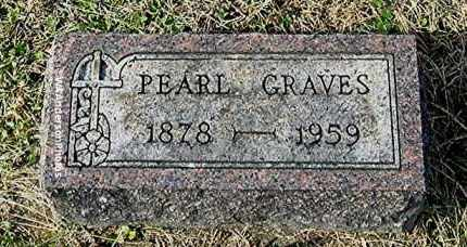GRAVES, PEARL - Gallia County, Ohio | PEARL GRAVES - Ohio Gravestone Photos