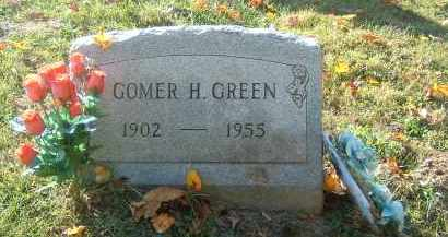 GREEN, GOMER - Gallia County, Ohio | GOMER GREEN - Ohio Gravestone Photos