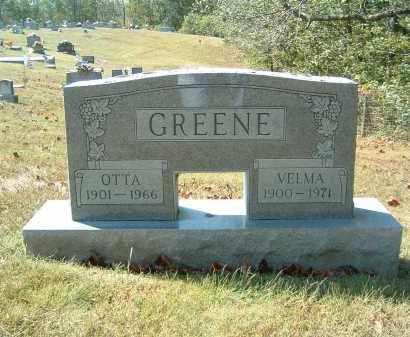 GREENE, VELMA - Gallia County, Ohio | VELMA GREENE - Ohio Gravestone Photos