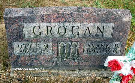 GROGAN, FRANK B - Gallia County, Ohio | FRANK B GROGAN - Ohio Gravestone Photos