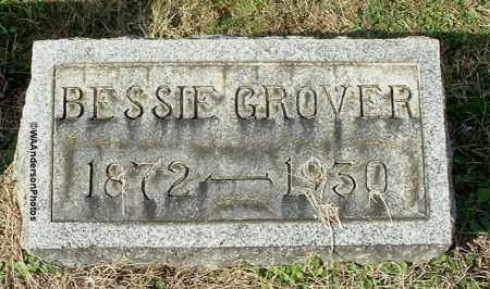 FRASER GROVER, BESSIE - Gallia County, Ohio | BESSIE FRASER GROVER - Ohio Gravestone Photos