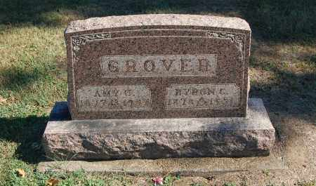 GROVER, BYRON C. - Gallia County, Ohio | BYRON C. GROVER - Ohio Gravestone Photos