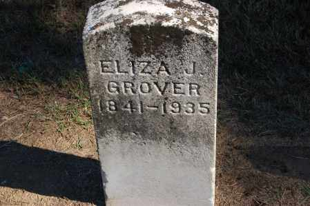 GROVER, ELIZA - Gallia County, Ohio | ELIZA GROVER - Ohio Gravestone Photos