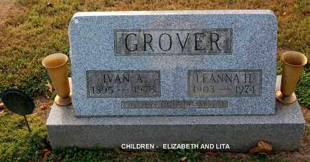 GROVER, IVAN A. - Gallia County, Ohio | IVAN A. GROVER - Ohio Gravestone Photos