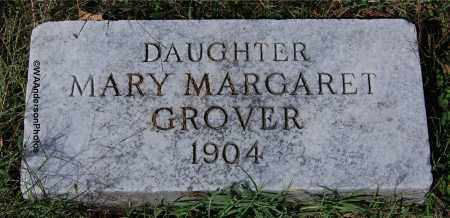 GROVER, MARY MARGARET - Gallia County, Ohio | MARY MARGARET GROVER - Ohio Gravestone Photos