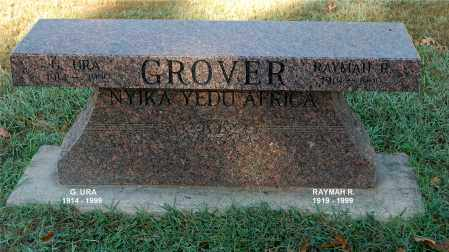 GROVER, RAYMAH R. - Gallia County, Ohio | RAYMAH R. GROVER - Ohio Gravestone Photos