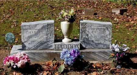 HADDOX, CHARLES - Gallia County, Ohio | CHARLES HADDOX - Ohio Gravestone Photos