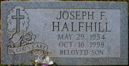 HALFHILL, JOSEPH - Gallia County, Ohio | JOSEPH HALFHILL - Ohio Gravestone Photos