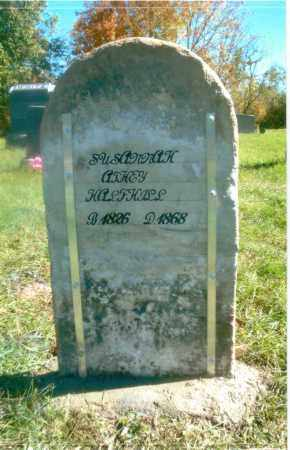 ATHEY HALFHILL, SUSANNAH - Gallia County, Ohio | SUSANNAH ATHEY HALFHILL - Ohio Gravestone Photos