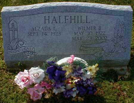HALFHILL, WILMER - Gallia County, Ohio | WILMER HALFHILL - Ohio Gravestone Photos