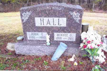 HALL, JOHN E. - Gallia County, Ohio | JOHN E. HALL - Ohio Gravestone Photos