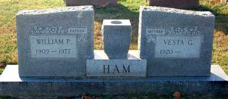 HAM, VESTA - Gallia County, Ohio | VESTA HAM - Ohio Gravestone Photos
