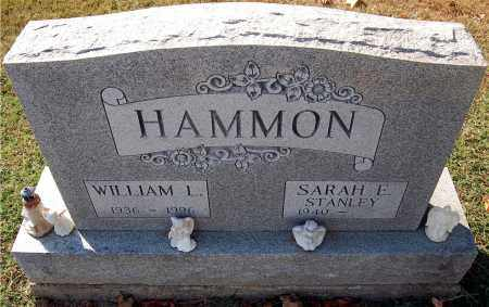 HAMMON, WILLIAM L - Gallia County, Ohio | WILLIAM L HAMMON - Ohio Gravestone Photos
