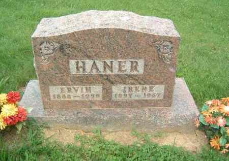 HANER, IRENE - Gallia County, Ohio | IRENE HANER - Ohio Gravestone Photos