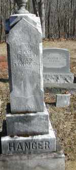 HANGER, MANDANE - Gallia County, Ohio | MANDANE HANGER - Ohio Gravestone Photos