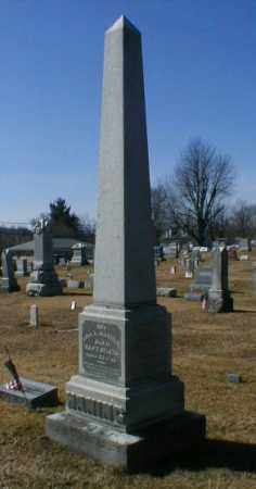HANING, IRA - Gallia County, Ohio | IRA HANING - Ohio Gravestone Photos