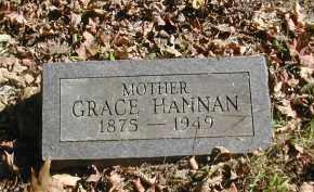 HANNAN, GRACE - Gallia County, Ohio | GRACE HANNAN - Ohio Gravestone Photos