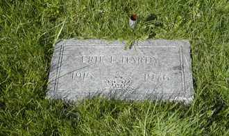 HARDY, ERIE E. - Gallia County, Ohio | ERIE E. HARDY - Ohio Gravestone Photos