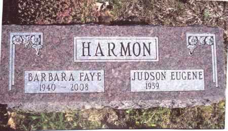 HARMON, BARBARA FAYE - Gallia County, Ohio | BARBARA FAYE HARMON - Ohio Gravestone Photos