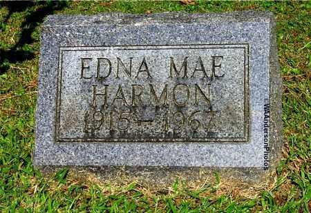 HARMON, EDNA MAE - Gallia County, Ohio | EDNA MAE HARMON - Ohio Gravestone Photos