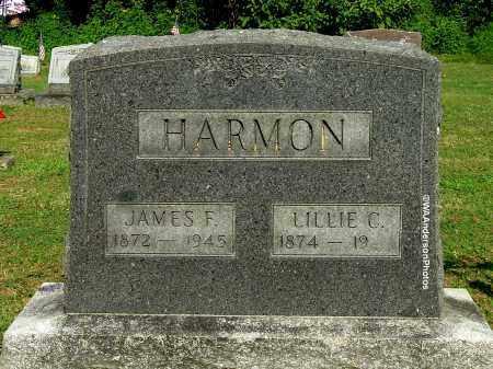 HARMON, LILLIE C - Gallia County, Ohio | LILLIE C HARMON - Ohio Gravestone Photos