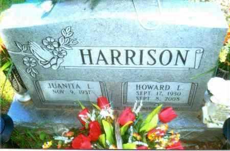 WHEATON HARRISON, JUANITA - Gallia County, Ohio | JUANITA WHEATON HARRISON - Ohio Gravestone Photos