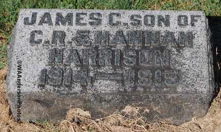 HARRISON, JAMES CLYDE - Gallia County, Ohio | JAMES CLYDE HARRISON - Ohio Gravestone Photos