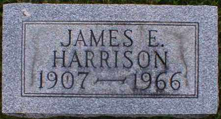 HARRISON, JAMES - Gallia County, Ohio | JAMES HARRISON - Ohio Gravestone Photos