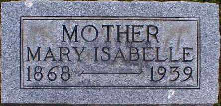 HARRISON, MARY - Gallia County, Ohio | MARY HARRISON - Ohio Gravestone Photos