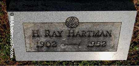 HARTMAN, H. RAY - Gallia County, Ohio | H. RAY HARTMAN - Ohio Gravestone Photos