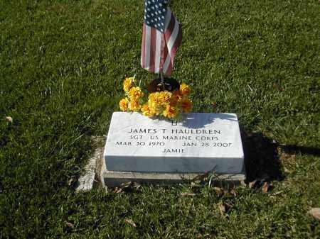 HAULDREN, JAMES - Gallia County, Ohio   JAMES HAULDREN - Ohio Gravestone Photos