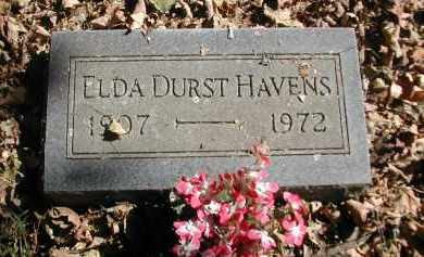 HAVENS, ELDA - Gallia County, Ohio | ELDA HAVENS - Ohio Gravestone Photos