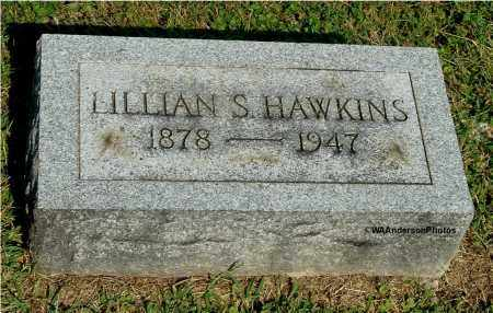 HAWKINS, LILLIAN SHANNON - Gallia County, Ohio | LILLIAN SHANNON HAWKINS - Ohio Gravestone Photos