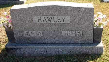 HAWLEY, PHYLLIS R. - Gallia County, Ohio | PHYLLIS R. HAWLEY - Ohio Gravestone Photos