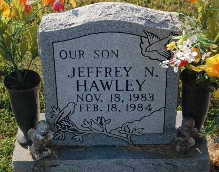 HAWLEY, JEFFREY N. - Gallia County, Ohio | JEFFREY N. HAWLEY - Ohio Gravestone Photos