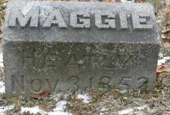 HEATLY, MAGGIE - Gallia County, Ohio | MAGGIE HEATLY - Ohio Gravestone Photos