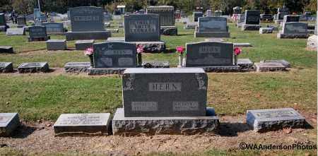 HERN, FAMILY GROUPING - Gallia County, Ohio | FAMILY GROUPING HERN - Ohio Gravestone Photos