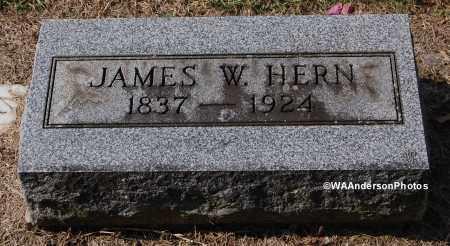 HERN, JAMES W - Gallia County, Ohio | JAMES W HERN - Ohio Gravestone Photos