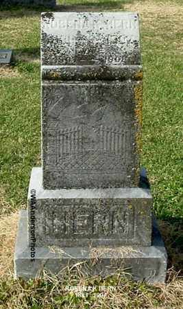 HERN, ROSENA K - Gallia County, Ohio | ROSENA K HERN - Ohio Gravestone Photos