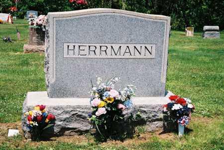 HERRMANN, GEORGE, MINNIE, HORACE, ESTELLA, MARION - Gallia County, Ohio | GEORGE, MINNIE, HORACE, ESTELLA, MARION HERRMANN - Ohio Gravestone Photos