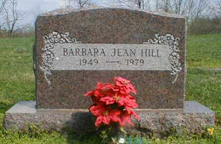 HILL, BARBARA - Gallia County, Ohio | BARBARA HILL - Ohio Gravestone Photos