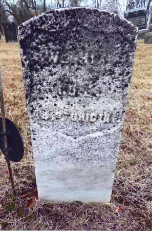 HIX, WILLIAM - Gallia County, Ohio | WILLIAM HIX - Ohio Gravestone Photos