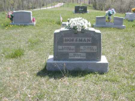 HOFFMAN, LOUISE - Gallia County, Ohio | LOUISE HOFFMAN - Ohio Gravestone Photos