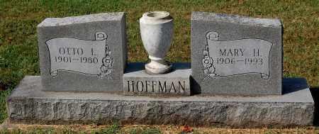 HOFFMAN, MARY H. - Gallia County, Ohio | MARY H. HOFFMAN - Ohio Gravestone Photos