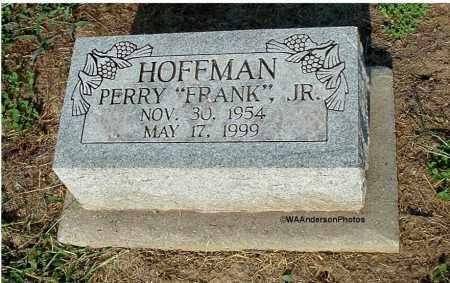 "HOFFMAN, PERRY ""FRANK"", JR - Gallia County, Ohio | PERRY ""FRANK"", JR HOFFMAN - Ohio Gravestone Photos"