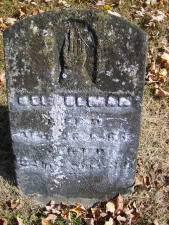 HOLMAN, DEI - Gallia County, Ohio | DEI HOLMAN - Ohio Gravestone Photos